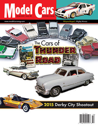 Back Issues - Model Cars Magazine