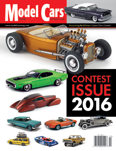 Back Issues Archives Model Cars Magazine