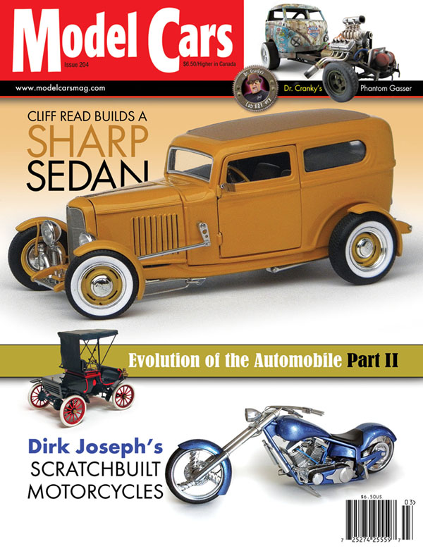 Model Cars Magazine The Hobby S How To Authority