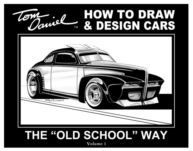 How To Draw & Design Cars