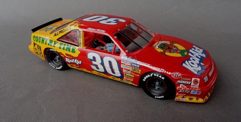 Kool Aid / Country Time Pontiac - WIP: NASCAR - Model Cars ...
