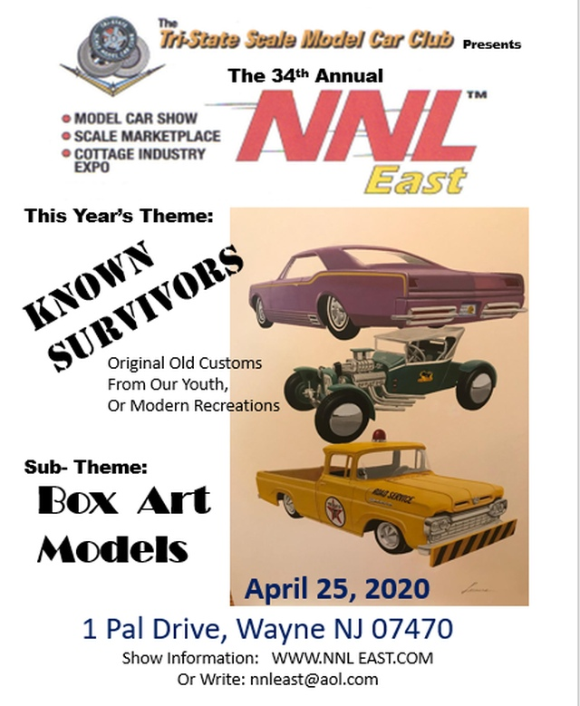 Nnl East 34 Wayne New Jersey Model