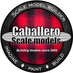 Caballero_ScaleModel