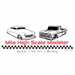 Mile High Scale Modeler