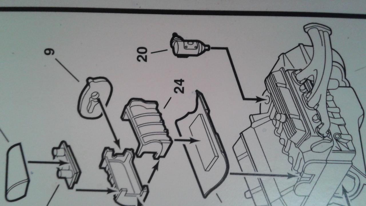 Flamethrower Distributor Wiring Diagram