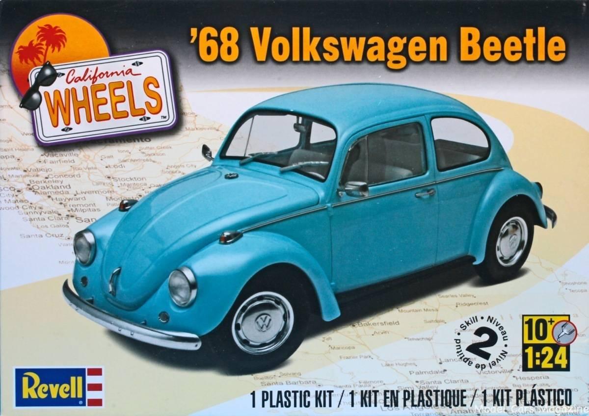 Revell 1968 VW Beetle - Model Cars Magazine