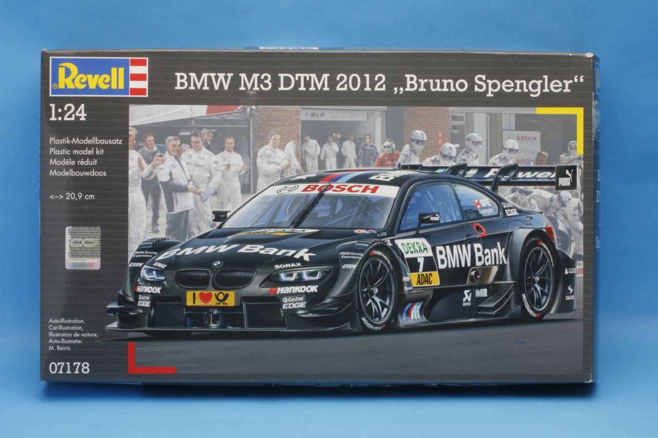 Revell Bmw M3 Dtm 2012 Model Cars Magazine