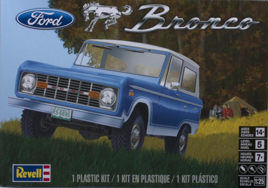 Revell Bronco - Model Cars Magazine